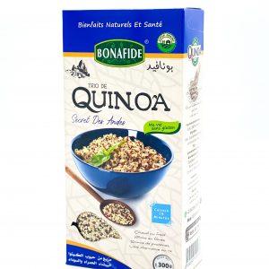 Trio de Quinoa - la miellée